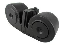 【ポイント10倍!3月31日8時59分まで】A&K SR25 Beta C-MAGタイプ 3000連音感電動ドラムマガジン