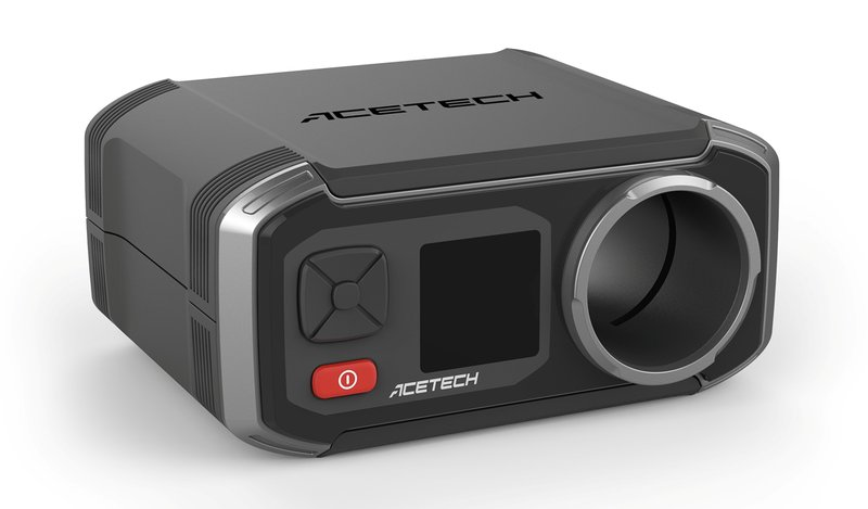 ACETECH AC6000 高性能弾速計 (有機EL/自動感度補正/日本語説明書付属)