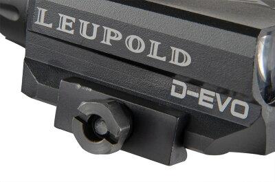 【予約9月上旬〜中旬予定】LeupoldタイプLCOリフレックスドットサイト/D-EVOスコープセットBlack