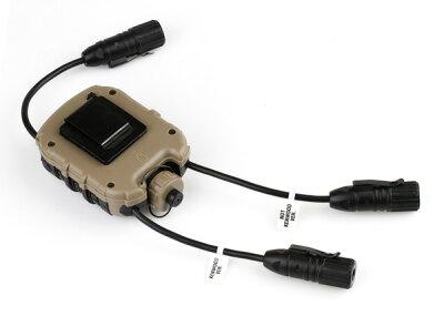 Z-TacticalSilynxC4OPSVer.1タイプデュアルPTTDE