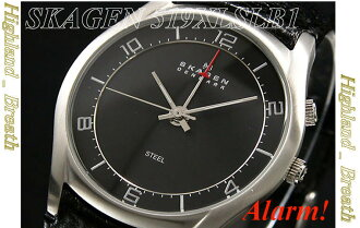 ≪ 당일 발송 ≫ ● スカーゲン 시계 SKAGEN 시계 519XLSLB1/알람!