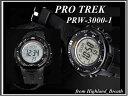 ≪即日発送≫★CASIO 腕時計 カシオ腕時計 G-SHOCK 腕時計 (ジーショック 腕時計) プロトレック 腕時計  ソーラー電波時計 PRW-3000-1 PRW-3000-1JF