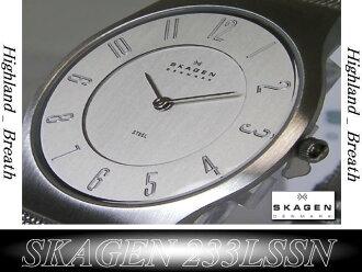 SKAGEN 233-LSSC