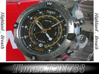 «Shipping» TIMEX watch Timex Watch intelligent quartz T2N738