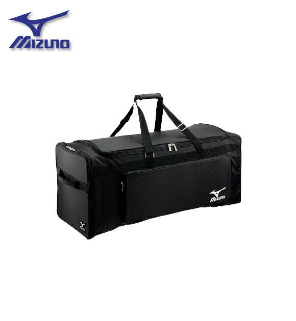 ミズノ(MIZUNO)用具ケース キャッチャー用具兼ヘルメットケース 縦持ち対応&フルオープン式の使いやすさ!2PC5110 L88×W35×H35(容量 約114L)定価10290円 野球