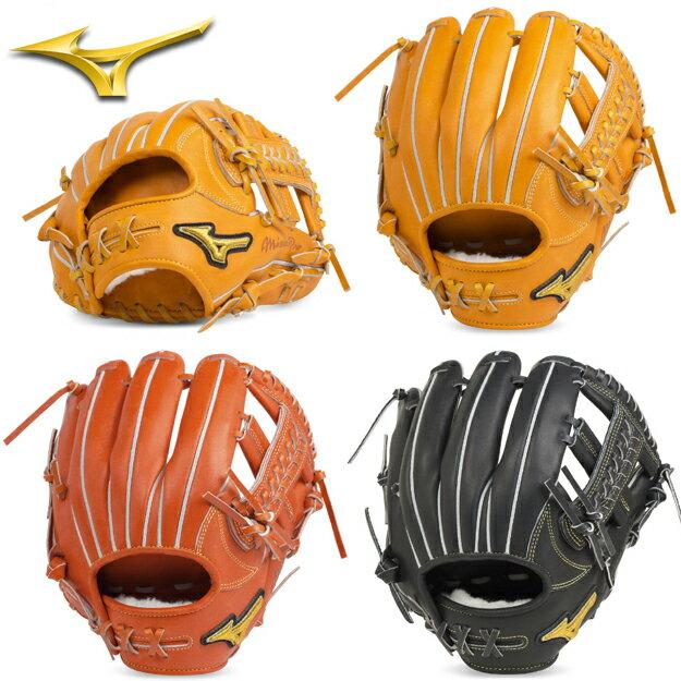 【限定!内野手AXI型】ミズノプロ 軟式用 グラブ 内野手用 フィンガーコアテクノロジー 1AJGR20223 野球 グローブ