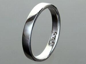 【RG-N076】SILVER925シンプルシルバーリング【指輪】/メンズ/レディース/【あす楽】/【購入数制限あり】
