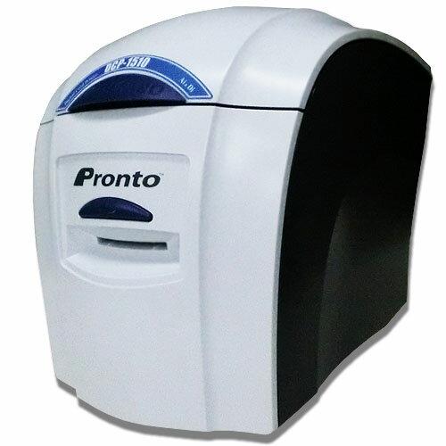 カードプリンター 本体 Pronto プラスチックカード印刷機 (IDカード・社員証・職員証・会員証)
