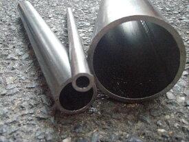 鉄丸パイプ 外径76.3mm(65A_2 1/2B) 厚さ4.2mm 長さ300mm