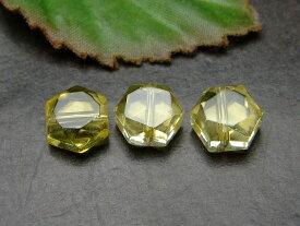 g3-30P  8mm 1粒売り 5A シトリン 黄水晶 六芒星 送料無料有 天然石 パワーストーン