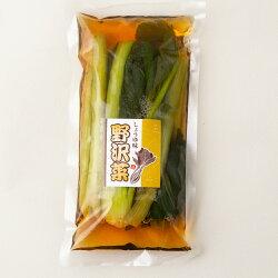 信州野沢菜漬6袋セット・(3種の味×2袋)