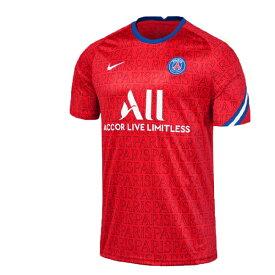 NIKE ナイキ パリサンジェルマン 半袖トップ PSG BRTトップPM プラシャツ サッカー 海外クラブチームウェア CD5816-658