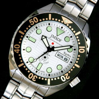 Maritime self defense forces watch /JMSDF Professional (self-only Ocean) / Japan-made military watches JSDF KENTEX