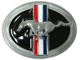 ウエスタンベルトバックル Ford Mustang Belt Buckle フォード マスタング メンズ 男性【レターパックライト可】