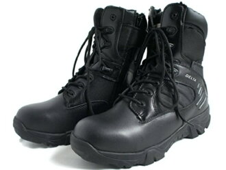 "Military tactical boots ""DELTA"" (black)"