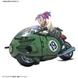 Figure-rise Mechanics ブルマの可変式No.19バイク(ドラゴンボール) 553355【バンダイ】【4573102553355】
