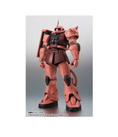 ROBOT魂 SIDE MS MS-06S シャア専用ザクver.A.N.I.M.E.(機動戦士ガンダム) 038207 【バンダイ】【4549660038207】