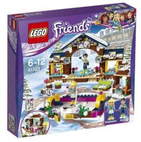 """レゴ フレンズ 41322 スキーリゾート""""スケートリンク"""" 41322 【LEGO/レゴ】【5702015866545】"""