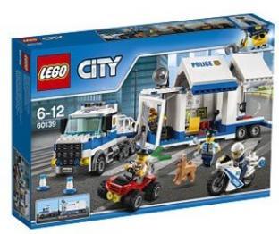 レゴジャパン レゴ(R)シティ ポリストラック司令本部 60139【LEGO/レゴ】【5702015865265】