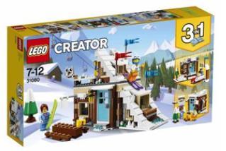 レゴ クリエイター 31080 ウィンターバケーション (モジュール式) 31080【レゴ】【5702016111255】