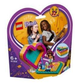 レゴジャパン レゴ(R)フレンズ ハートの小物入れ アンドレア 41354 【LEGO/レゴ】【5702016368727】