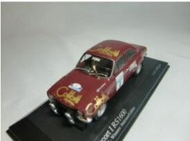 1/43 フォード エスコート IRS 1600 RAC ラリー 1974 優勝 No.1 (T.Makinen/H.Liddon)【MINICHAMPS/ミニチャンプス】【430748101】【4012138071926】