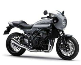 1/ 12 完成品バイク KAWASAKI Z900RS カフェ パールストームグレー 105047 【AOSHIMA/アオシマ】【4905083105047】