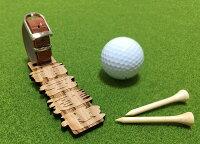 【型破りネームタグ/桜木】木製/オーダー/キャディバッグ/名入れ/ゴルフ用品/プレゼント《名入れ無料》