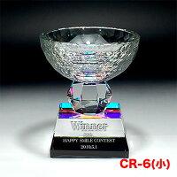 クリスタルトロフィーCR-06(小)