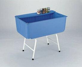 【※代引不可※】サンストッカー アイスボックス送料無料!!イベントやお祭りで大活躍の飲料水販売ボックス どぶづけ 青 ドリンクボックス