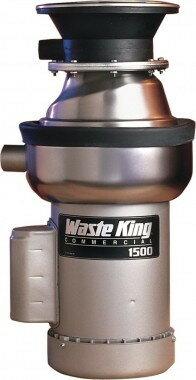 業務用ディスポーザー1.5馬力(100Vまたは200V対応)ウエストキングWK1500(シンク吊り下げタイプ)