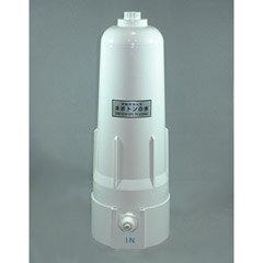 セラミック浄水器「ネボトンの水」 24年連続使用可・7L/分の大容量(現在外観をステンレス製に変更中です)