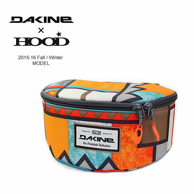 """ゴーグルケース ダカイン DAKINE """"GOGGLE STASH"""" (WYC)HOOD別注カラー goggle case AF237-082 スノボ スノーボード スキー メンズ レディース【17SP】"""
