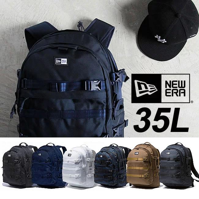 ニューエラ バックパック NEWERA CARRIER PACK[35L] リュック キャリアパック バッグ デイパック 鞄 カバン bag キャップ スナップバック [売れ筋]