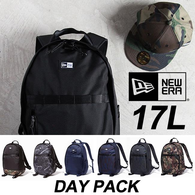 ニューエラ バックパック NEWERA DayPack [17L] リュック デイパック バッグ 鞄 カバン bag キャップ スナップバック [売れ筋]【15P】 3tz 3tz2