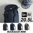 ニューエラ バックパック NEWERA RUCKSACK MINI [20.5L] リュック ラックサック バッグ デイパック 鞄 カバン bag キ…