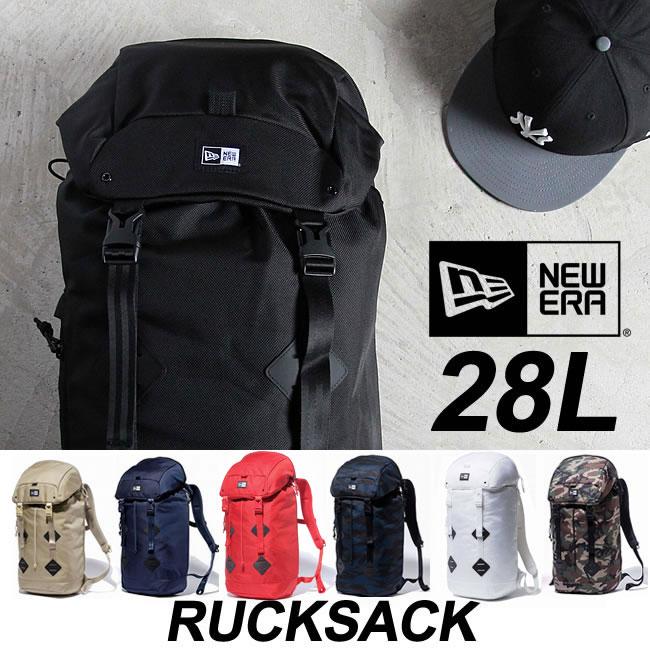 ニューエラ バックパック NEWERA RUCKSACK [28L] リュック ラックサック バッグ デイパック 鞄 カバン bag キャップ [売れ筋]【10P】