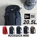 NEWERAリュックニューエラRucksackMINI1680Dラックサックミニバックパックバッグデイパック鞄カバンnewera