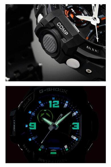 カシオG-SHOCK[GA-1000-1AJF]SKYCOCKPIT(スカイコックピット)ジーショックウォッチ腕時計