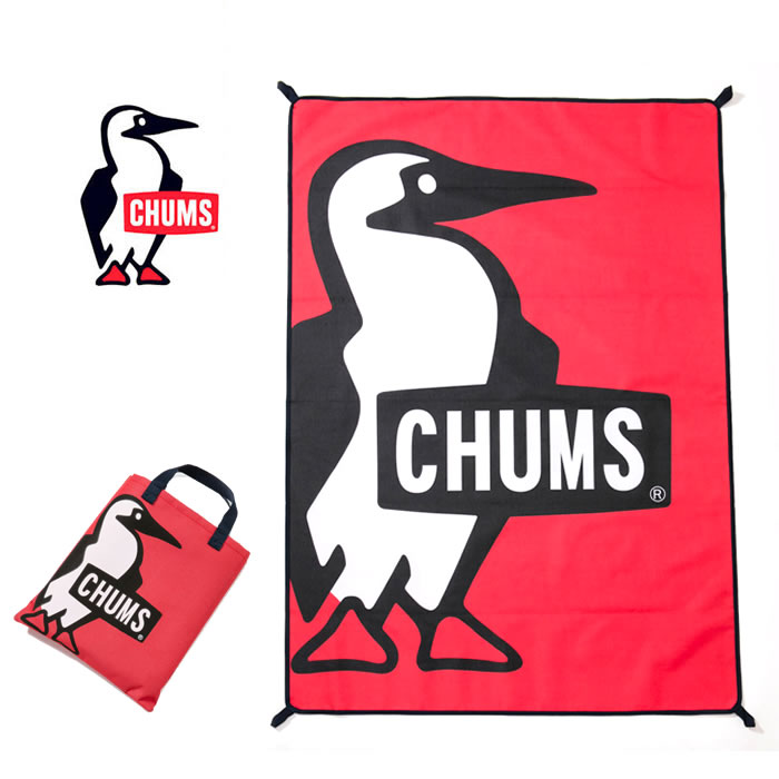 チャムス レジャーシート CHUMS [ CH62-1189 ] BOOBY PICNIC SHEET ピクニックシート アウトドア [0901]