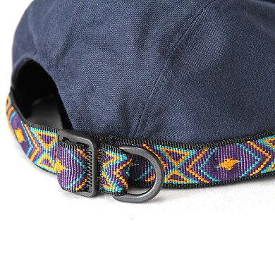 KAVU/カブーStrapcapストラップキャップ帽子MadeinUSA米国製ジェットキャップ3tz