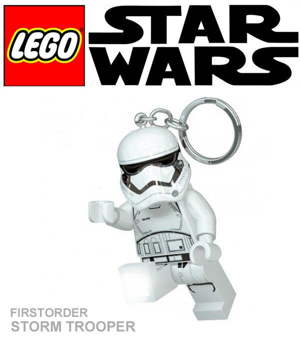 【全品ポイント5倍-15倍&SALE】LEGO × STARWARS レゴ × スターウォーズ 37400 ファースト・オーダーストームトゥルーパー キーライト LED LIGHT ライト おもちゃ キーホルダー