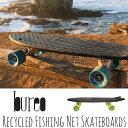 ミニクルーザー【BUREO/ブレオ】MINNOW Complete Cruiser Skateboard《WHEEL/GREEN》skate スケートボード コンプリー…