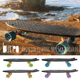 【エントリーでP最大42倍 お買い物マラソン】ミニクルーザー BUREO ブレオ MINNOW Complete Cruiser Skateboard skate スケートボード コンプリート deck sk8【SPS06】