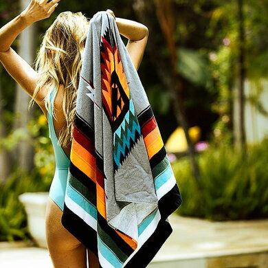 【エントリーでP最大47倍】スロータイドビーチタオルSLOWTIDE[BEACHTOWEL]バスタオル大判タオル[0420]ハワイ特集
