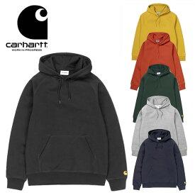 【5%還元店!】カーハート パーカー Carhartt WIP [ HOODED CHASE ] フーディ [0215]【SPS09】