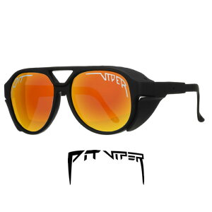 【25日HOODボーナスDAY最大P20倍】サングラス Pit Viper ピットバイパー THE EXCITERS/THE RUBBERS Revo Mir pitviper [0415]