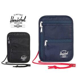 ハーシェル マネーポーチ Herschel [ MONEY POUCH ](10531)カードケース 小銭ケース トラベル 旅行 [メール便] [1215]【SPS09】