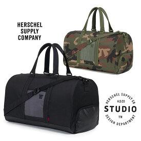 【5%還元店!】ハーシェル ダッフルバッグ Herschel [ NOVEL ](10026)Studio 15000 ボストンバッグ [1215]【SPS09】