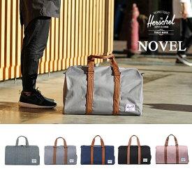 【楽天ランキング多数受賞商品】ハーシェル Herschel Supply ボストンバッグ NOVEL[42.5L]10026 バッグ 旅行鞄 リュック ダッフルバック ノベル ボストンバック ハーシェルサプライ メンズ レディース おしゃれ